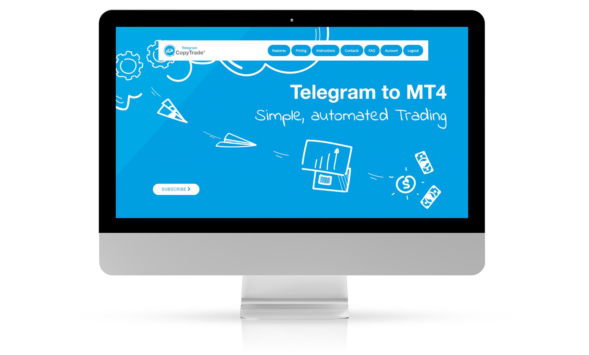 telegram copytrade